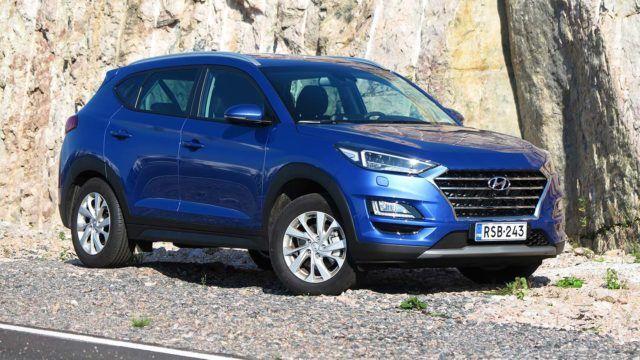 Koeajo: Oiva paketti – Hyundai Tucson