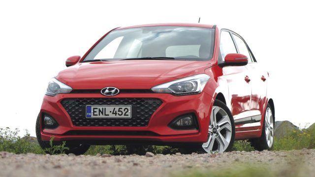 Koeajo: Tasaisuuden ylistys – Hyundai i20