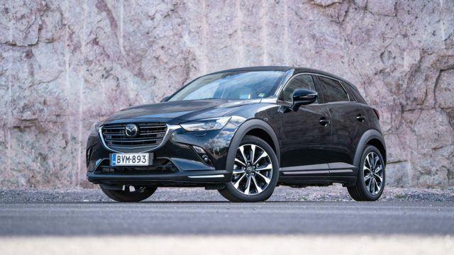 Koeajo: Uusittua ilmettä – Mazda CX-3
