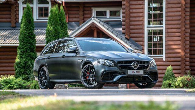 Mercedes Benz Amg >> Koeajo Superfarmarin Sielunelamaa Mercedes Amg E 63 S