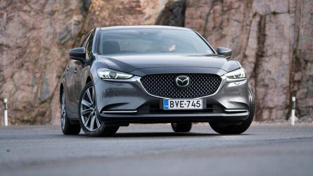 Koeajo: Tyylivaunu herraskaisesti varusteltuna – Mazda 6 Sedan 2.5 SkyActiv-G