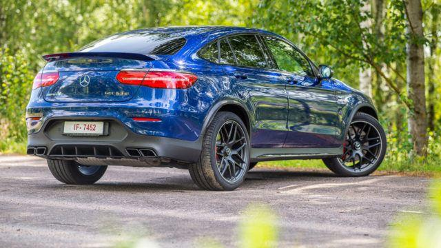 Mercedes-AMG GLC Coupe 63 S 4Matic+