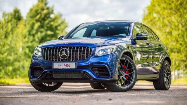 Koeajo: myrsky tyynen edellä – Mercedes-AMG GLC Coupe 63 S 4Matic+