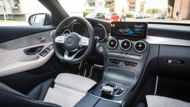 Mercedes-Benz C 300de