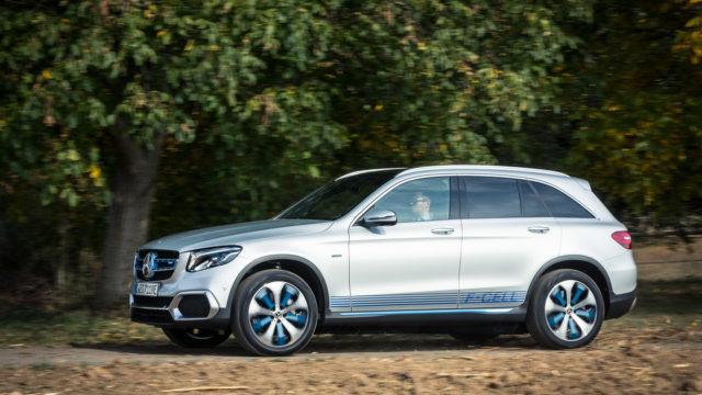 Maistiainen: Mercedes-Benz GLC F-Cell – miksi ladattavassa vetyhybridissä on paljon järkeä?