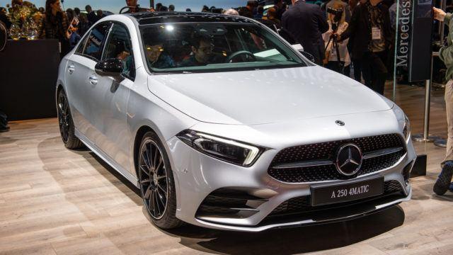 Mercedes-Benz A-sarjan uutuudet: porrasperä ja kuuma A 35