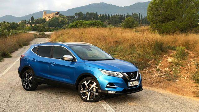 Koeajo: Uutta potkua keulille – Nissan Qashqai