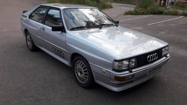 Audi Quattro etu - Tori.fi