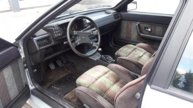 Audi Quattro sisusta - Tori.fi