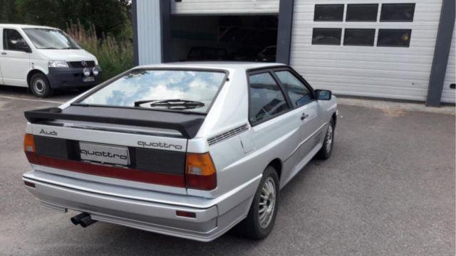 Audi Quattro takaoikea - Tori.fi