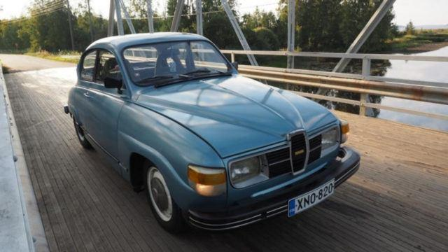 Tori.fi - Saab 96 edestä