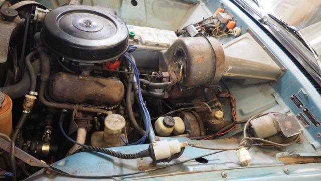 Tori.fi - Saab 96 V4-moottori