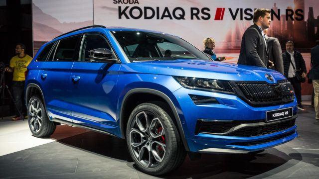 Maistiainen: Škoda Kodiaq RS – ja ensimmäisiä niin, että riittää