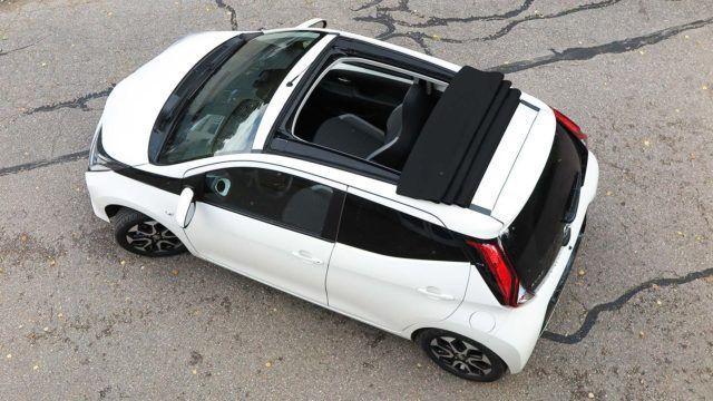Koeajo: Katto auki – Toyota Aygo