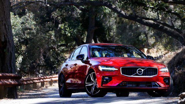 Koeajo: muodon vuoksi – Volvo S60