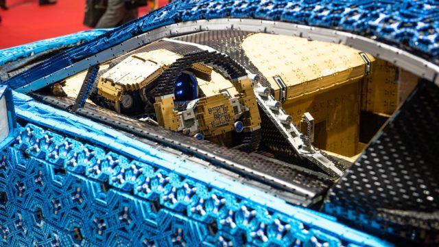 oodi Lego-insinööreille