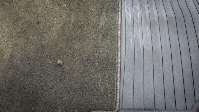 Jalkatilan matot kumimatoista kangasmattoihin