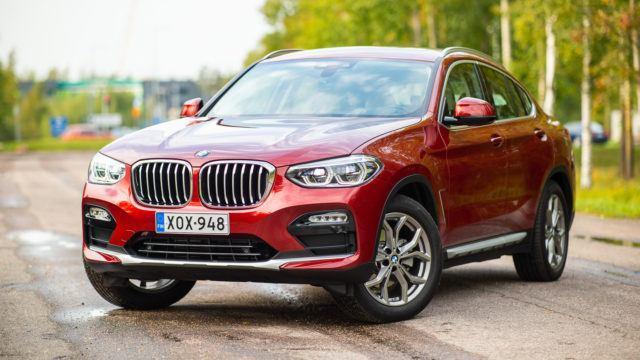 Koeajo: brändi ei yhtä katumaasturia kaipaa – BMW X4 xDrive20d