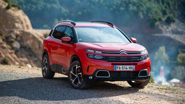 Maistiainen: Citroën C5 Aircross – sitruunainen SUV