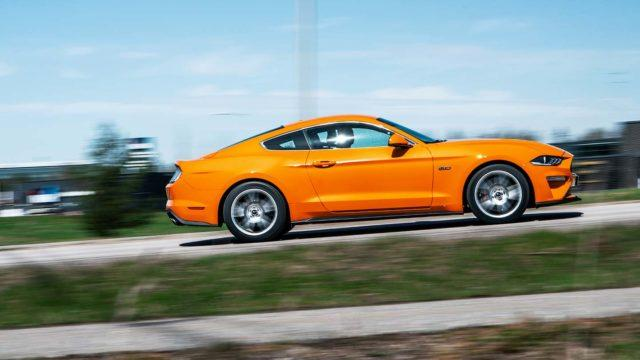 Ford Mustang 5.0