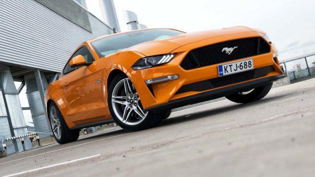 Koeajo: muutakin kuin muskeleita – Ford Mustang