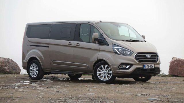 Koeajo: Sisäisesti uudistunut – Ford Tourneo Custom