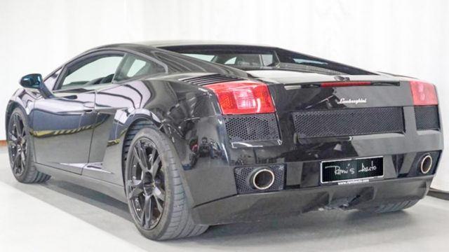 Lamborghini Gallardo takaa - Tori.fi