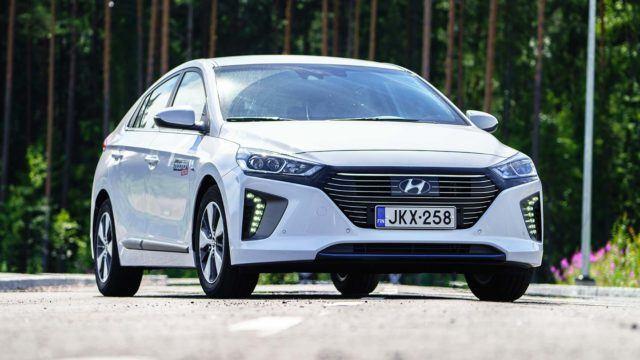 Koeajo: piuhalta pitkälle – Hyundai Ioniq Plug-in
