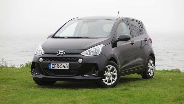 Koeajo: Kiireetöntä kyytiä kevytautolla – Hyundai i10