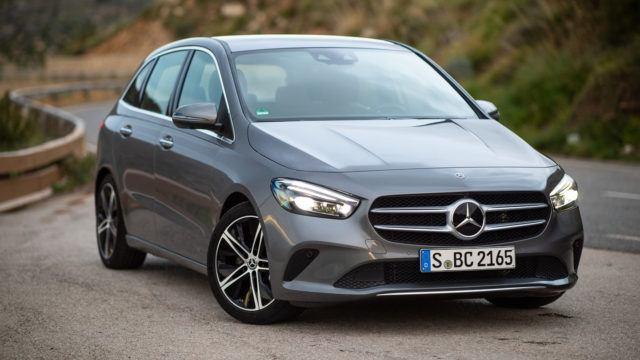 Maistiainen: Mercedes-Benz B-sarja – linjakkaasti rehellinen tila-auto