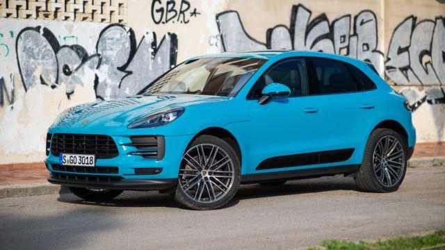 Maistiainen: Porsche Macan – varovaisesti hioen