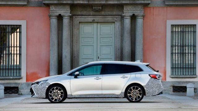 Koeajo: Toyota Corolla – uusi vanha tuttu