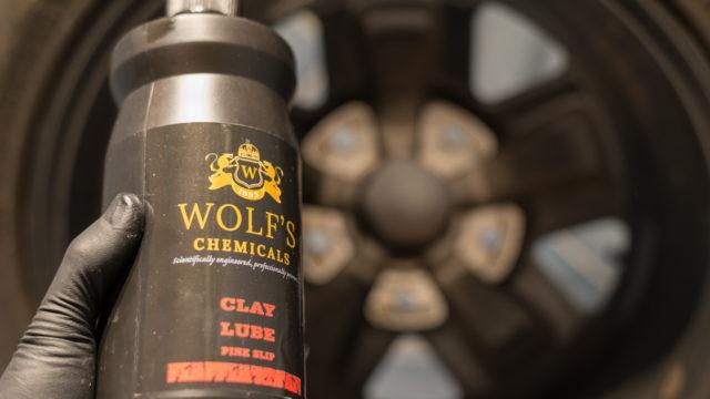 Wolf's Chemicals Pink Slip