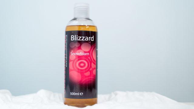 Obsession Wax Blizzard Snowfoam