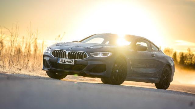 Koeajo: BMW 840d xDrive M Sport – väkisin yläluokkaan