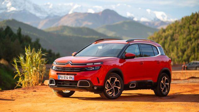 Koeajo: trendikäs ja tavallaan tilava – Citroën C5 Aircross
