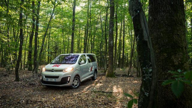 Koeajo: Citroën Jumpy 4x4 ja Peugeot Expert 4x4 – vihdoinkin nelivetoa Suomeen