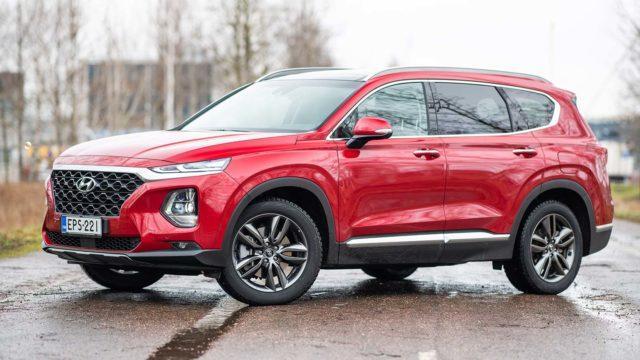 Koeajo: isosti muttei isotellen – Hyundai Santa Fe
