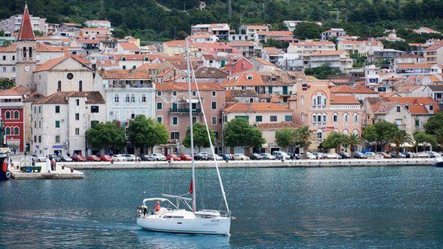 Kroatia Makarska