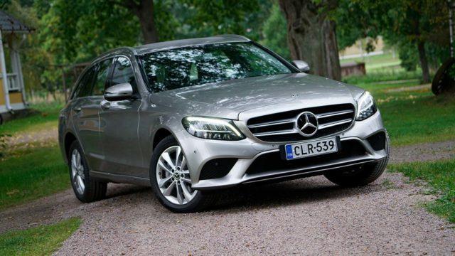Koeajo: monella tapaa mukava – Mercedes-Benz C 220 d