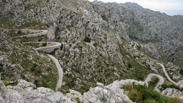 Mallorcan maaginen mutkatie