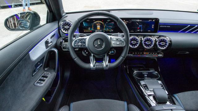 Mercedes-AMG A 35 4Matic Edition 1