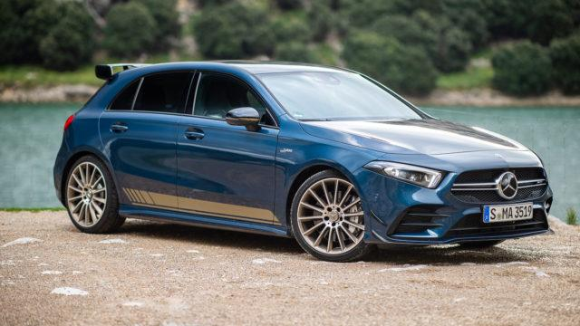 Mercedes-AMG A 35 4Matic Edition 1