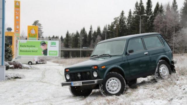 Lada 4x4 - Tori.fi