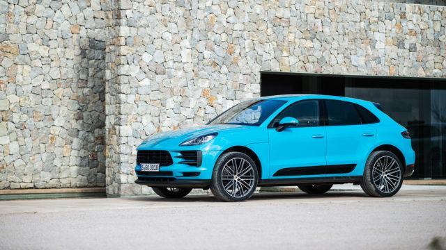 Koeajo: viileästi viehkeämmiksi viilatut – Porsche Macan & Macan S
