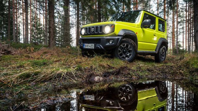Koeajo: Suzuki Jimny – vuoden iloisin uutuus?