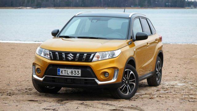 Koeajo: Kilpavarustelua – Suzuki Vitara
