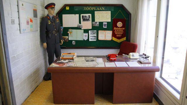 Tallinna KGB-museo