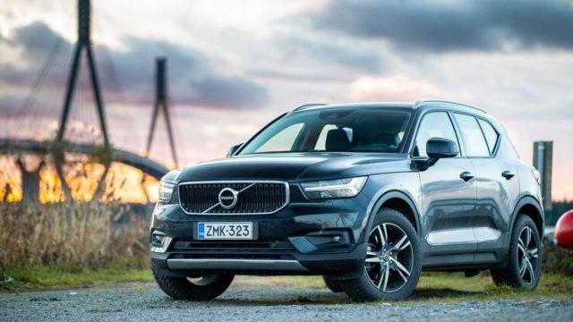 Koeajo: perustana perusvarustelu – Volvo XC40 D3