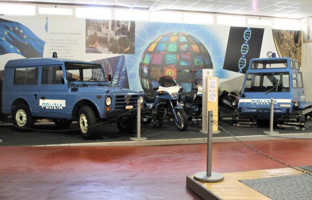 Rooman poliisiautomuseo